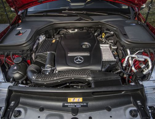 Мотор (двигатель) Mercedes 274.910 (бенз). Разборка W205 Мерседес