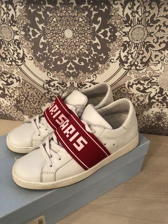 Кожаные кроссовки Philippe Model