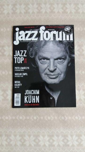Jazz Forum magazyn muzyczny luty 1-2/2017 stan idealny
