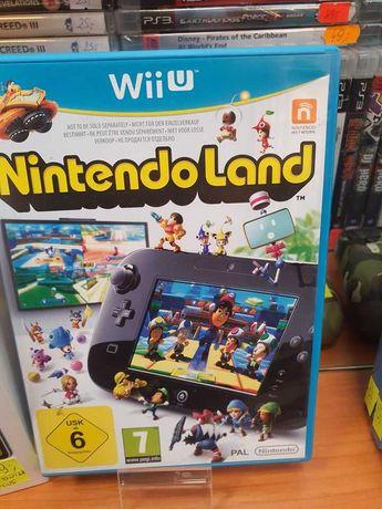 Nintendo Land WiiU Wii U Sklep Wymiana Wysyłka