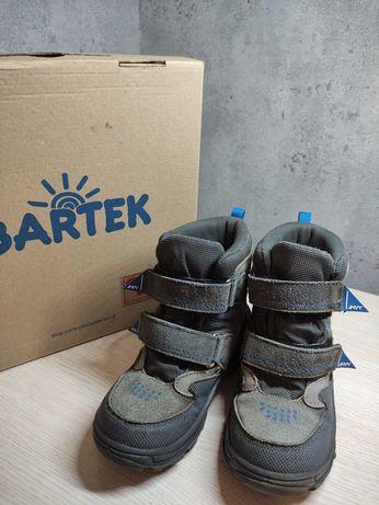 Ботинки сапожки чобітки Bartek 27 17,5см ecco зимние термики
