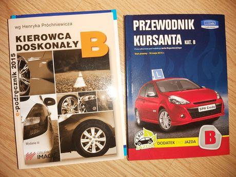 Książki do teorii prawo jazdy kategoria B