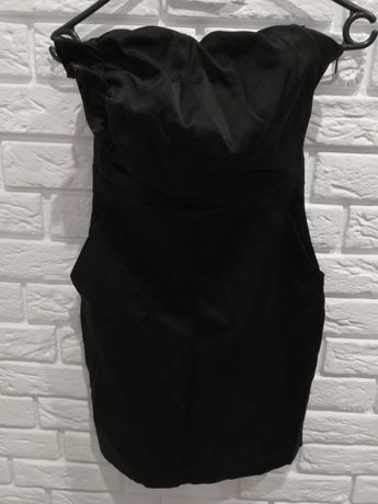 Sukienka damska czarna rozmiar xs/s