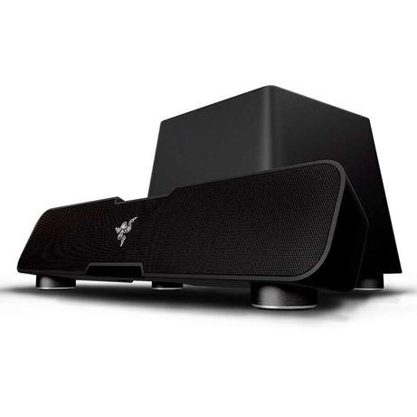 Coluna Soundbar Razer Leviathan 5.1 Bluetooth