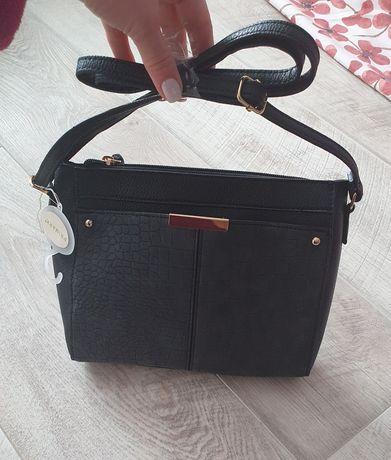 Чорна сумка Primark