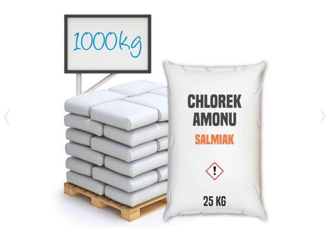 Chlorek amonu paleta 1000 kg