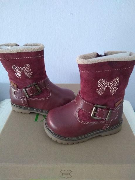 Buty zimowe - kozaki