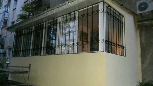 Решетки на окна!