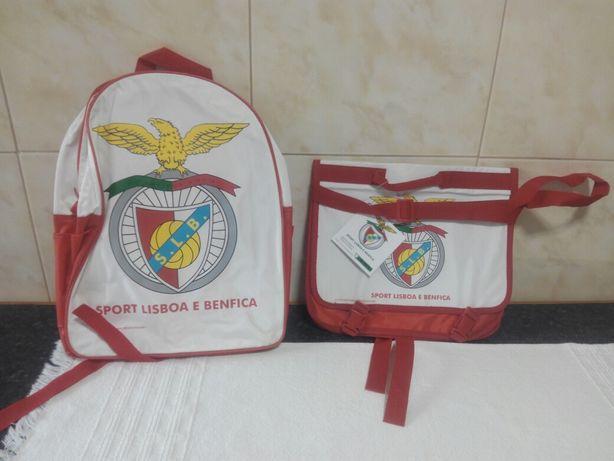 Mochila/saco Benfica