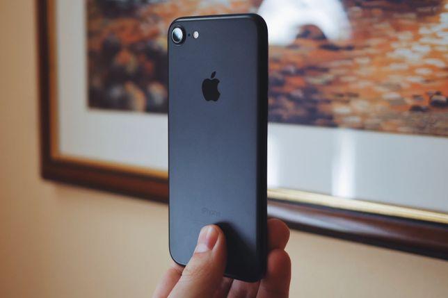 IPhone 7 • matte black • 32 GB + PLUS prezent +