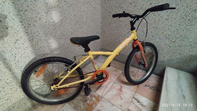 Vendo     bicicleta    para     pecas