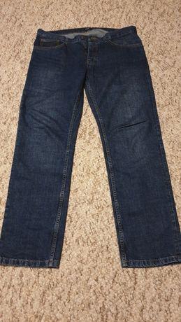 Męskie Jeansy Straight Leg - dark blue YOURTURN 36/32 fakt.33/32