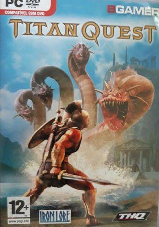 Jogo PC Titan Quest
