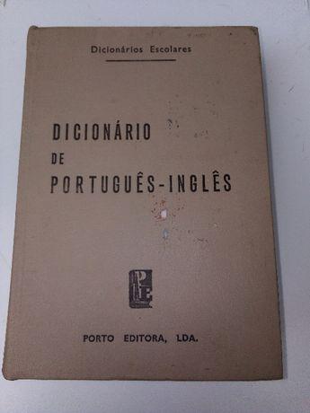 Dicionário Escolar Português - Inglês e Auto da India -Versão Didática