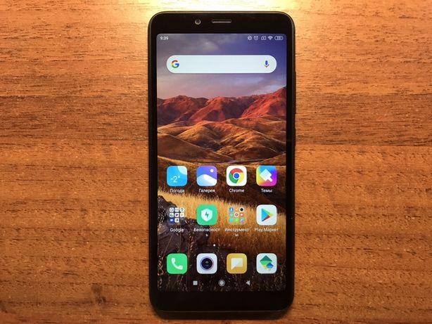 Смарфон Xiaomi Redmi 6A 2/16GB Black + ЗАЩИТНАЯ ПЛЕНКА В ПОДАРОК!!!