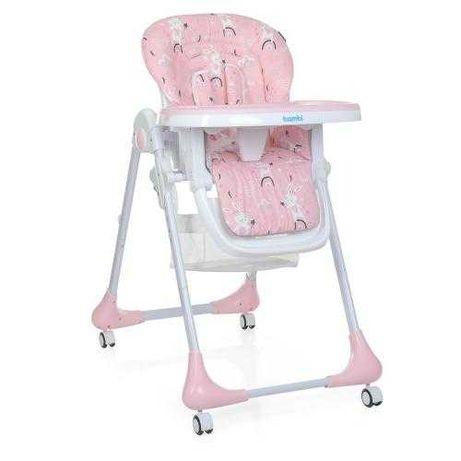 Бемби 3233 стульчик для кормления детский высокий bambi