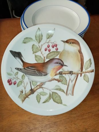 "Prato ""Pássaros"""