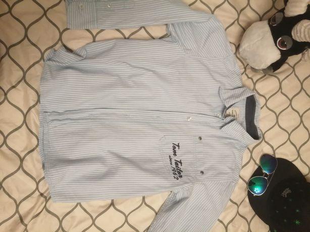 Koszula chłopięca rozmiar 134. Tom Tailor