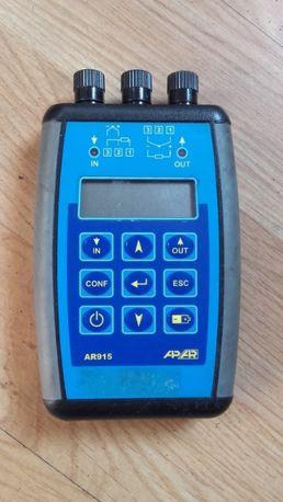 Kalibrator tempeeratury· AR915. do wszystkich termopar