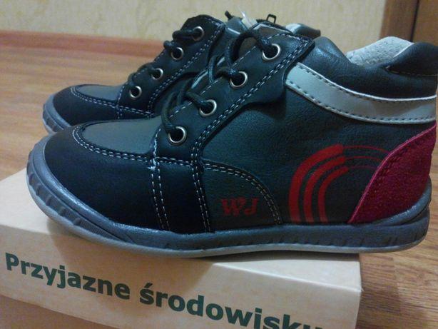 Детские ботинки Wojtylko