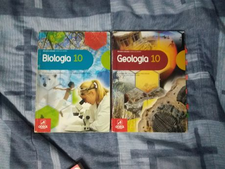 Biologia 10 e Geologia 10 - Areal Editores