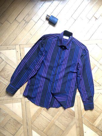 Рубашка Yves Saint Laurent burberry kenzo versace dior