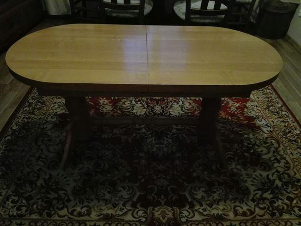 Rozkładana ława stół