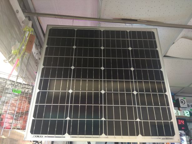 Солнечная батарея, панель, 100 Вт для 12 V аккумулятора