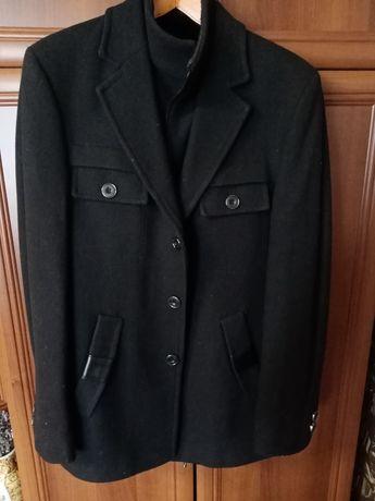 Мужское пальто зимнее