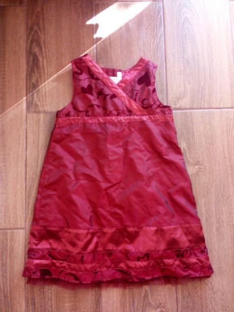 Платье нарядное h&m размер 104