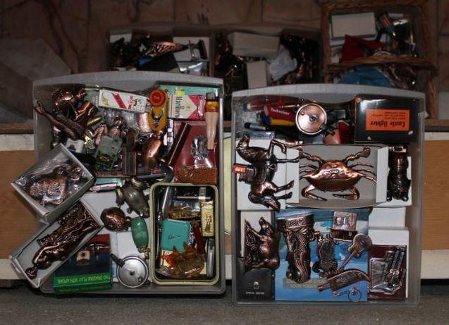 Colecção isqueiros mais de 400