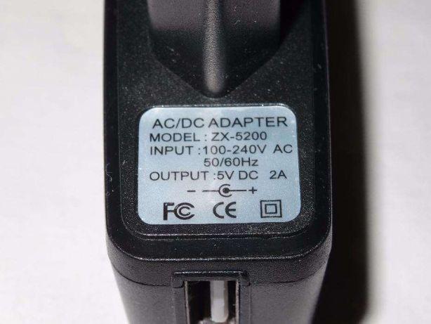 Зарядное устройство 2А, USB, для планшетов. новое.