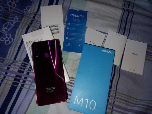 Телефон мобильный Meizu M10