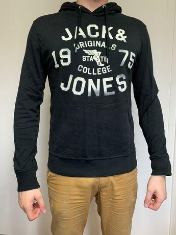 Hoodie Jack Jones preto - tamanho L