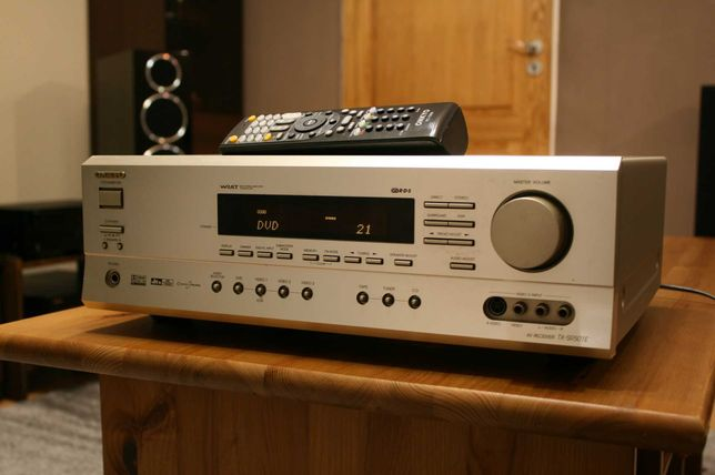 Amplituner Onkyo TX Sr 501 wzmacniacz kino domowe jak denon yamaha