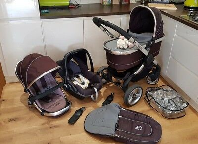 Wózek iCandy peach gondola, spacerówka, adapter do fotelika i wiele...
