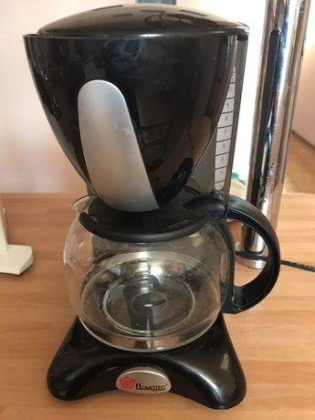 Кофеварка Domotec капельная