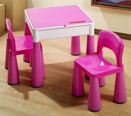 Столик и стульчики Tega Baby Mamut (Польша) для мальчиков и девочек