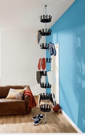 Wieszak na buty z lidla