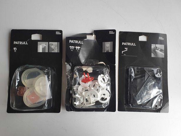 Zabezpieczenia Ikea PATRULL IKEA - kpl 3 szt.