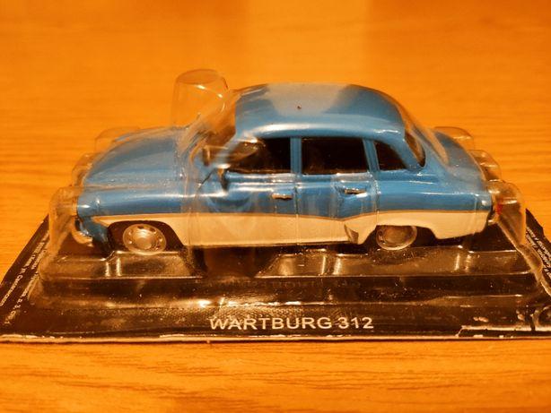 Модель Wartburg 312 1/43 Автолегенды СССР бесплатная доставка Укрпочта