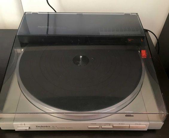 Gramofon z ramieniem linearnym Technics SL-3