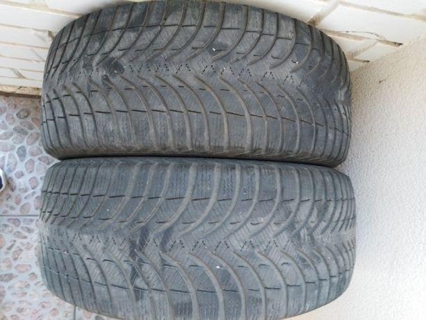 Opony zimowe Michelin Alpin A4 225/45 r17