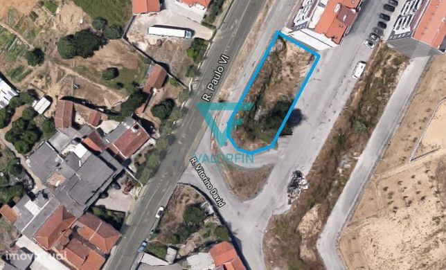 Lote para construção de prédio na Avenida Paulo VI – Leiria