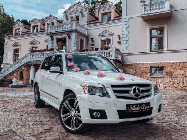 Samochód, auto do ślubu Mercedes GLK 350 SUV