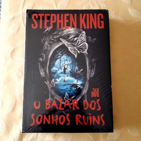 Stephen King - Bazar dos Sonhos Ruins (ed. BRASIL - SUMA LETRAS) NOVO