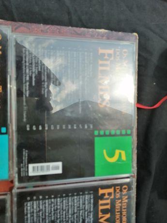 CD de de música de filmes musicais não só.
