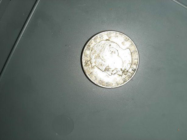 Moneta 10zł Bolesław Prus