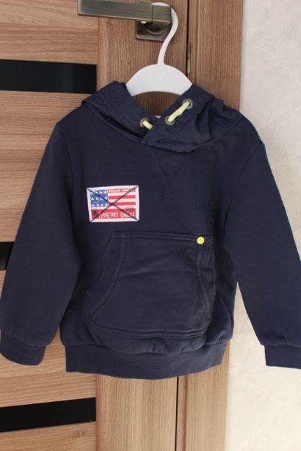 Дитяча кофта з капюшоном худі Original Marines на 2-3 роки