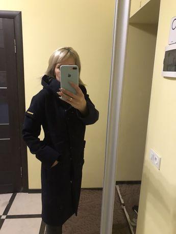 Пальто жіноче кашемірове